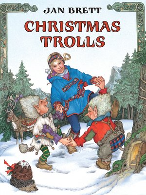 cover image of Christmas Trolls