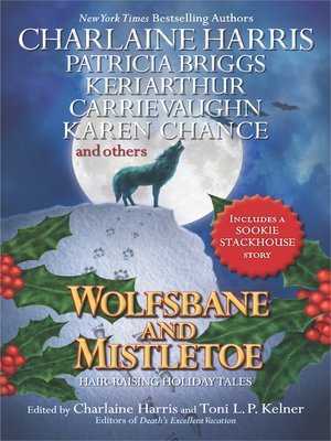 cover image of Wolfsbane and Mistletoe
