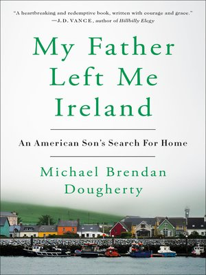 cover image of My Father Left Me Ireland