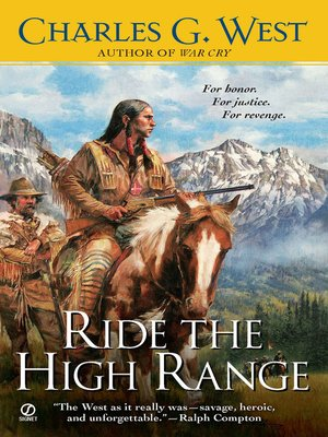 cover image of Ride the High Range