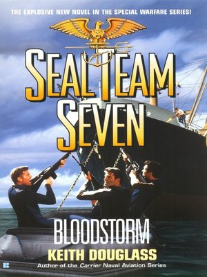 cover image of Bloodstorm