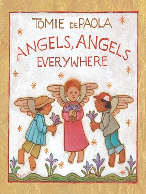 cover image of Angels, Angels Everywhere