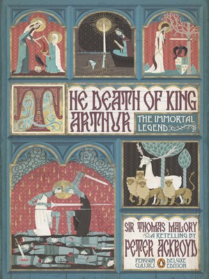 cover image of The Death of King Arthur