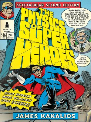 cover image of The Physics of Superheroes
