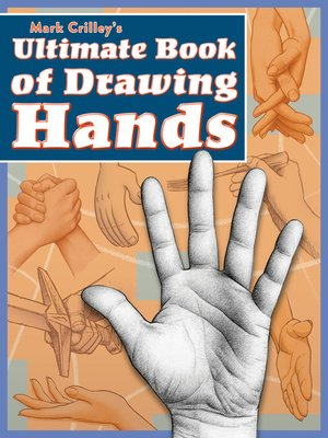 cover image of Ultimate Book of Drawing Hands