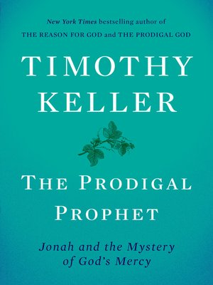 cover image of The Prodigal Prophet