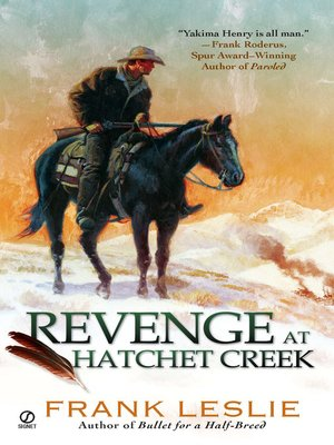 cover image of Revenge at Hatchet Creek