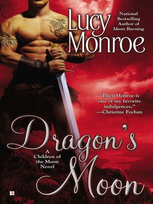 cover image of Dragon's Moon