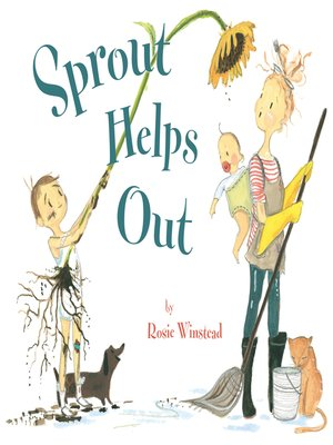 cover image of Sprout Helps Out