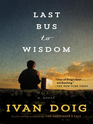 cover image of Last Bus to Wisdom