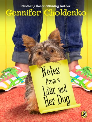 cover image of Notes from a Liar and Her Dog