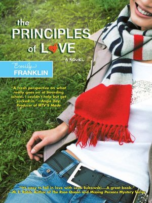 cover image of The Principles of Love