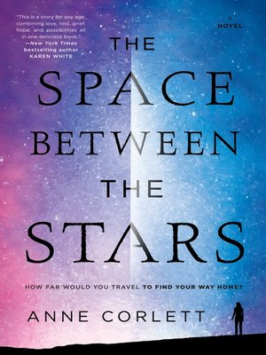 cover image of The Space Between the Stars