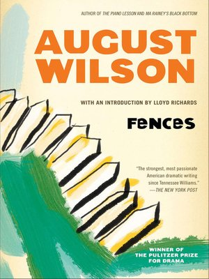 cover image of Fences
