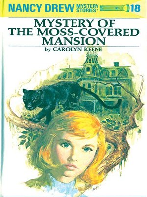cover image of Mystery of the Moss-Covered Mansion
