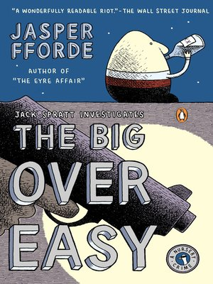 cover image of The Big Over Easy