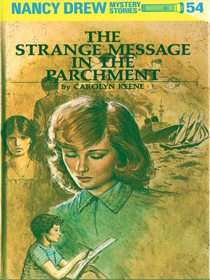 cover image of The Strange Message in the Parchment