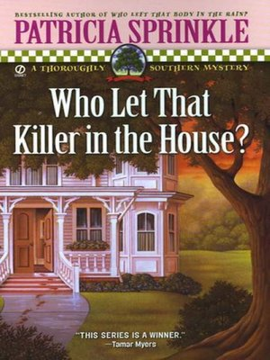 cover image of Who Let That Killer In the House?