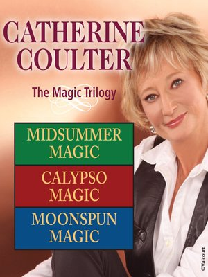 cover image of The Magic Trilogy