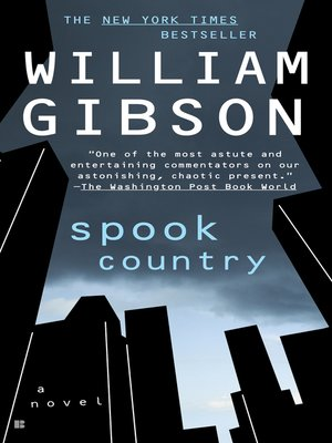 cover image of Spook Country