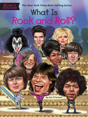 cover image of What Is Rock and Roll?