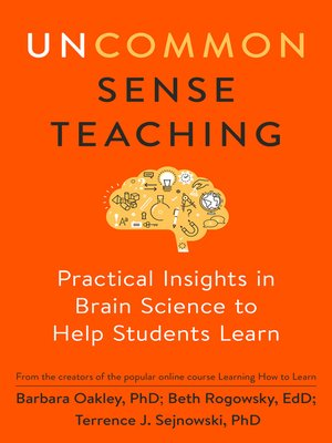 cover image of Uncommon Sense Teaching