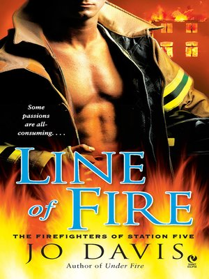 Hidden Fire: The Firefighters of Station Five Book 3