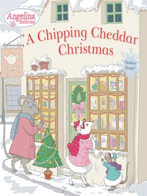 cover image of A Chipping Cheddar Christmas