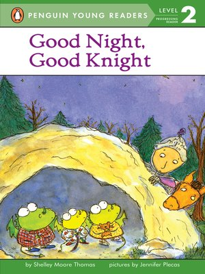 cover image of Good Night, Good Knight
