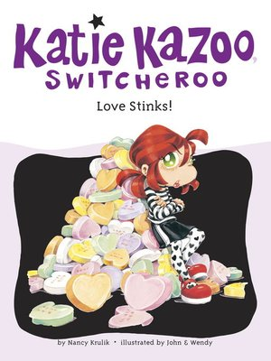 cover image of Love Stinks!