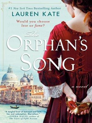 cover image of The Orphan's Song