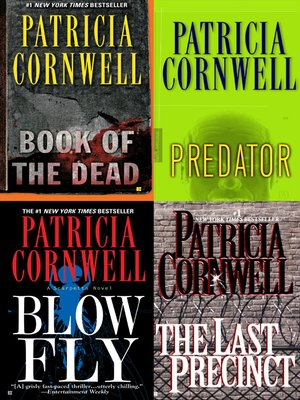 cover image of Four Scarpetta Novels