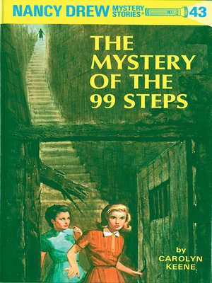 cover image of The Mystery of the 99 Steps