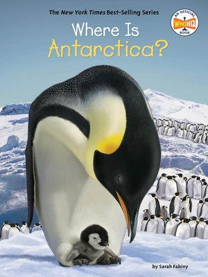 cover image of Where Is Antarctica?