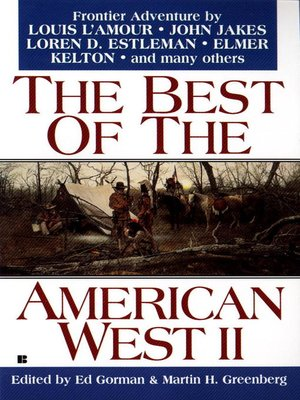 cover image of The Best of the American West 2