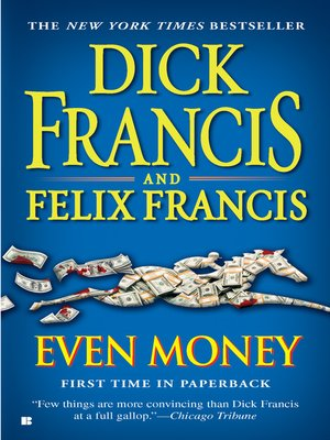 cover image of Even Money