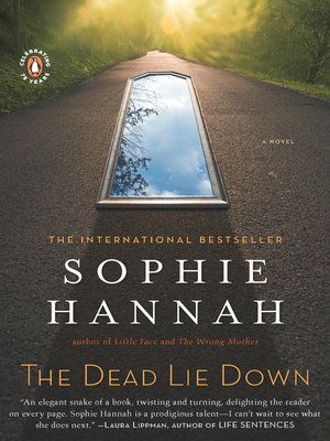 cover image of The Dead Lie Down
