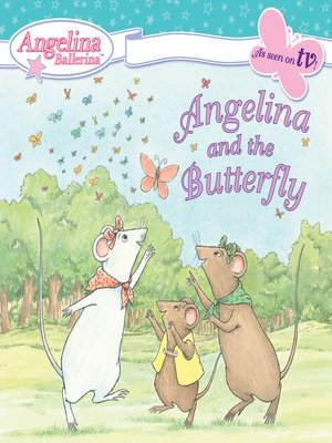 cover image of Angelina and the Butterfly