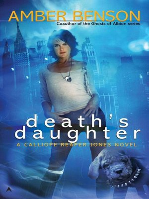 cover image of Death's Daughter