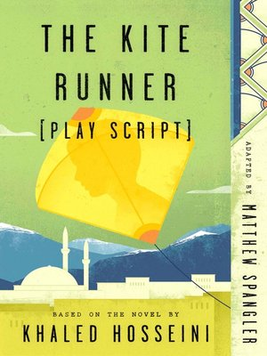 cover image of The Kite Runner (Play Script)