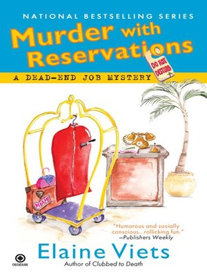 cover image of Murder With Reservations