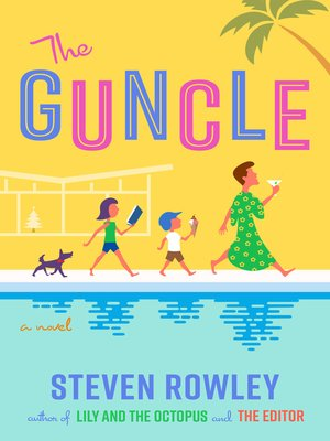 cover image of The Guncle