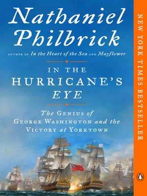 cover image of In the Hurricane's Eye: The Genius of George Washington and the Victory at Yorktown