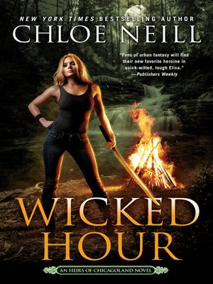 cover image of Wicked Hour