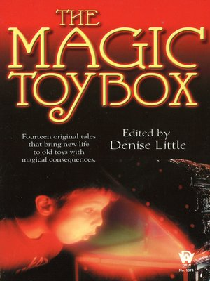cover image of The Magic Toybox