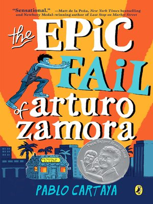 cover image of The Epic Fail of Arturo Zamora