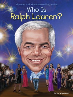 cover image of Who Is Ralph Lauren?