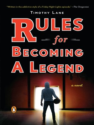 cover image of Rules for Becoming a Legend