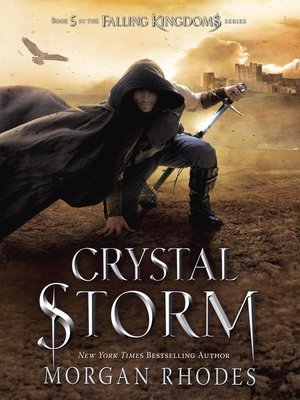 cover image of Crystal Storm