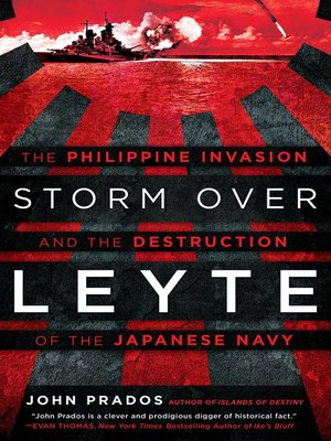 cover image of Storm Over Leyte